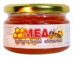 Натуральный мед Разнотравье