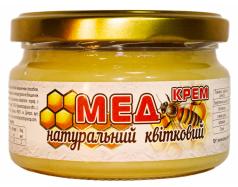 """Натуральный мед """" Крем - мед"""""""